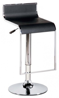 bar chair with foot pedal.