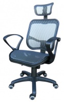 all mesh computer chair. Back cushion with tilting function.